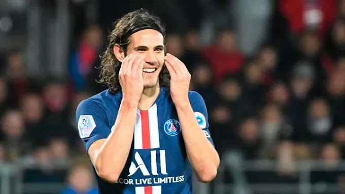 Cavani transfer to Boca Juniors ruled out