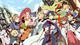 Log Horizon S2 Batch (1-25 Episode) Subtitle Indonesia