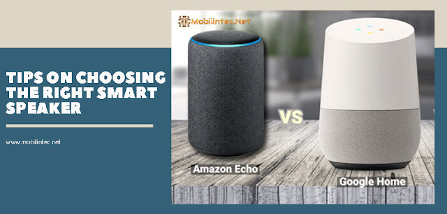 Tips On Choosing The Right Smart Speaker