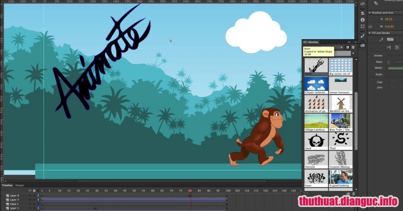 Download Adobe Animate CC 2019 v19.0 Full Cr@ck
