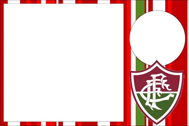 ff03d02a4ba Fluminense – Kit Completo com molduras para convites, rótulos para  guloseimas, lembrancinhas e imagens!