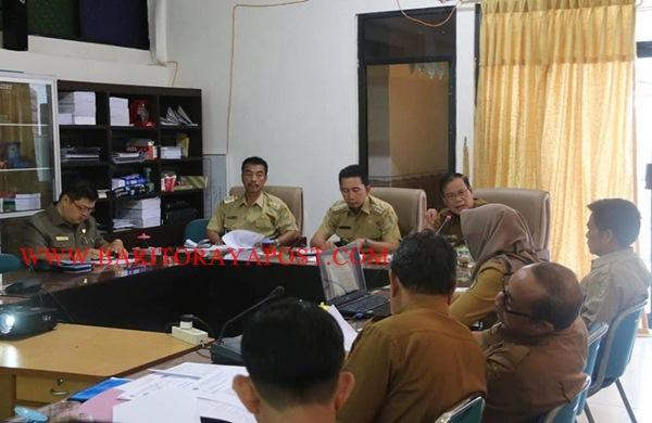 Bupati Fasilitasi Tuntutan Karyawan PT. BAK