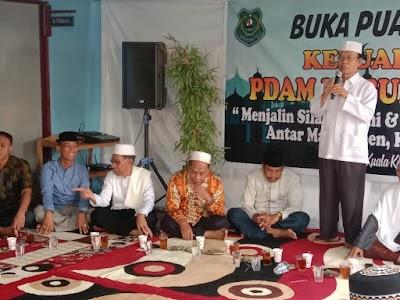 Maknai Ramadan, PDAM Kapuas Gelar Buka Puasa Bersama Masyarakat
