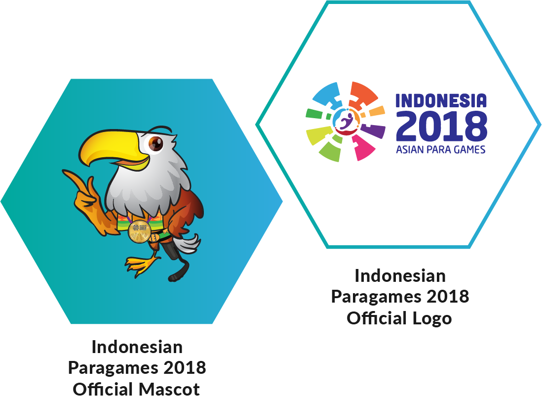 Momo Nama Baru Maskot Asian Para Games 2018