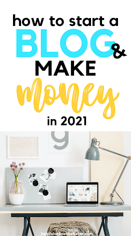 If you're looking for a no-nonsense step-by-step guide to starting a profitable blog you've come to the right place. You'll learn not only how to start a blog and make money but not go broke! Read my blog post to find out how. How to start a blog for beginners.#bloggingforbeginners