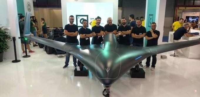 Ελληνική Υπερηφάνεια ! Δείτε Το Ελληνικής Κατασκευής Νέο Drone RX-3 Της Πολεμικής Αεροπορίας - ΒΙΝΤΕΟ