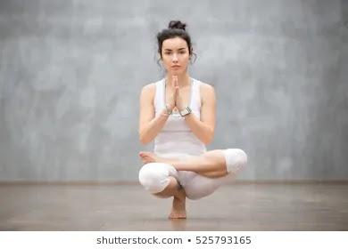 yoga-hot yoga