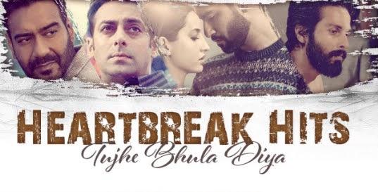 Latest Hindi Movie Songs | Video Jukebox |  हिंदी हिट हार्टब्रेक सांग