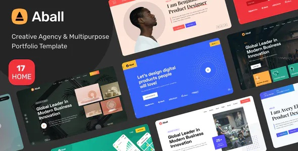 Best Creative Agency and Portfolio Bootstrap Template
