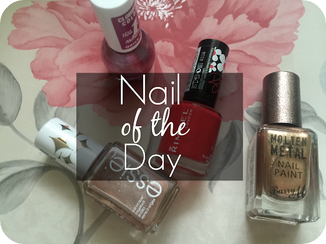 nail of the day review