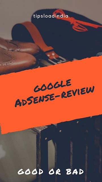 Google AdSense review, Google AdSense