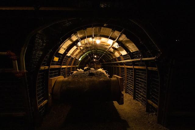 Carbonia-Museo del carbone-Grande miniera di Serbariu