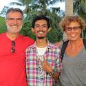 Suatu Hari Bersama Rico dan Gaby di Dusun Dodaiya Selayar