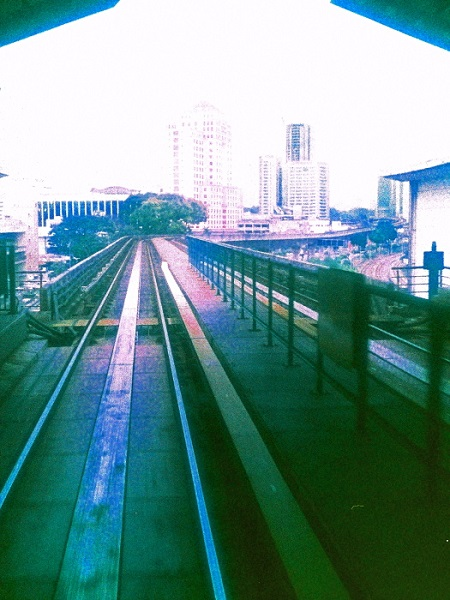 Down the LRT Line I 02