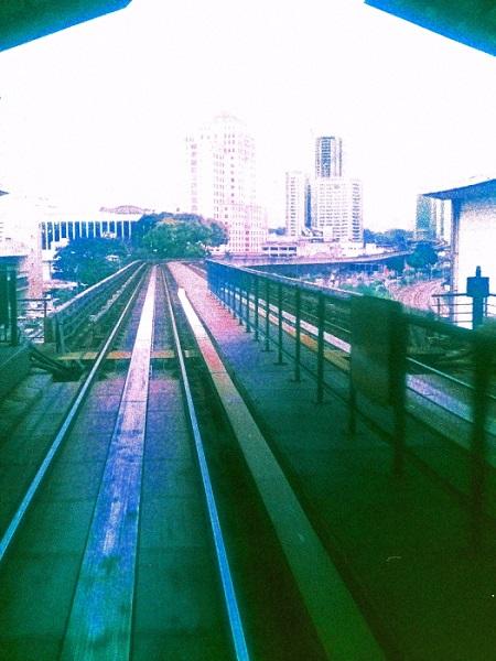 Down the LRT Line #I 02