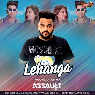 Lehenga (Remix) - DJ Assault [NewDjsWorld.Com]