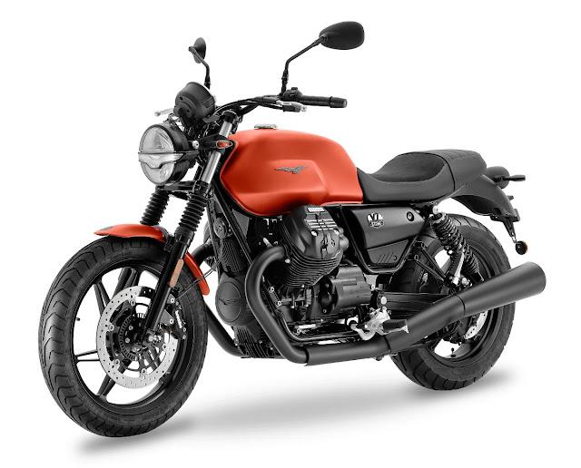 Moto Guzzi New V7 Indonesia