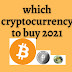 which cryptocurrency to buy 2021