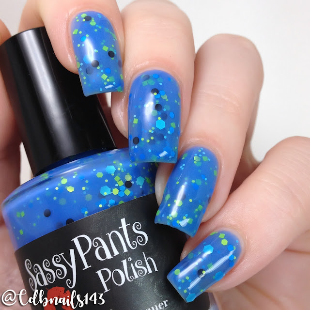 Sassy Pants Polish-Bird of Paradise