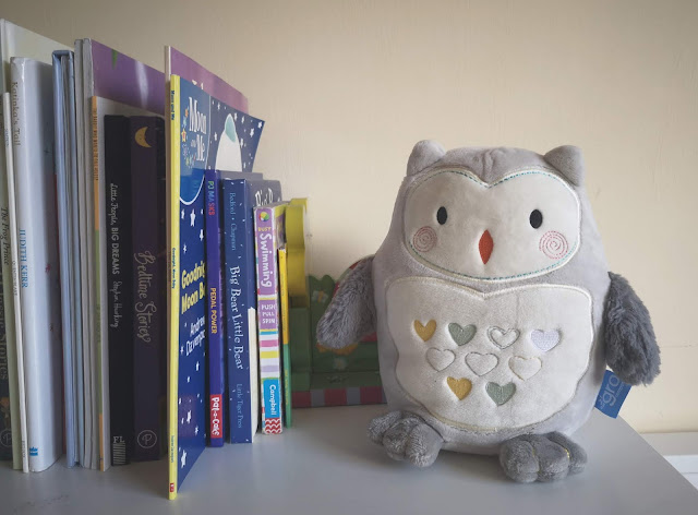 A picture of The Gro Company Ollie the Owl Sleep Aid