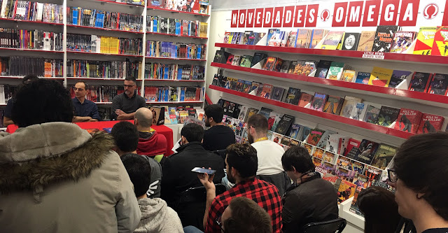 Blacksad under the skin presentacion prensa