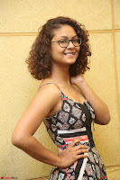Actress Aditi Myakal Looks gorgeous in Sleeveless Deep Neck Top at Ami Tumi success meet ~  Exclusive 153.JPG