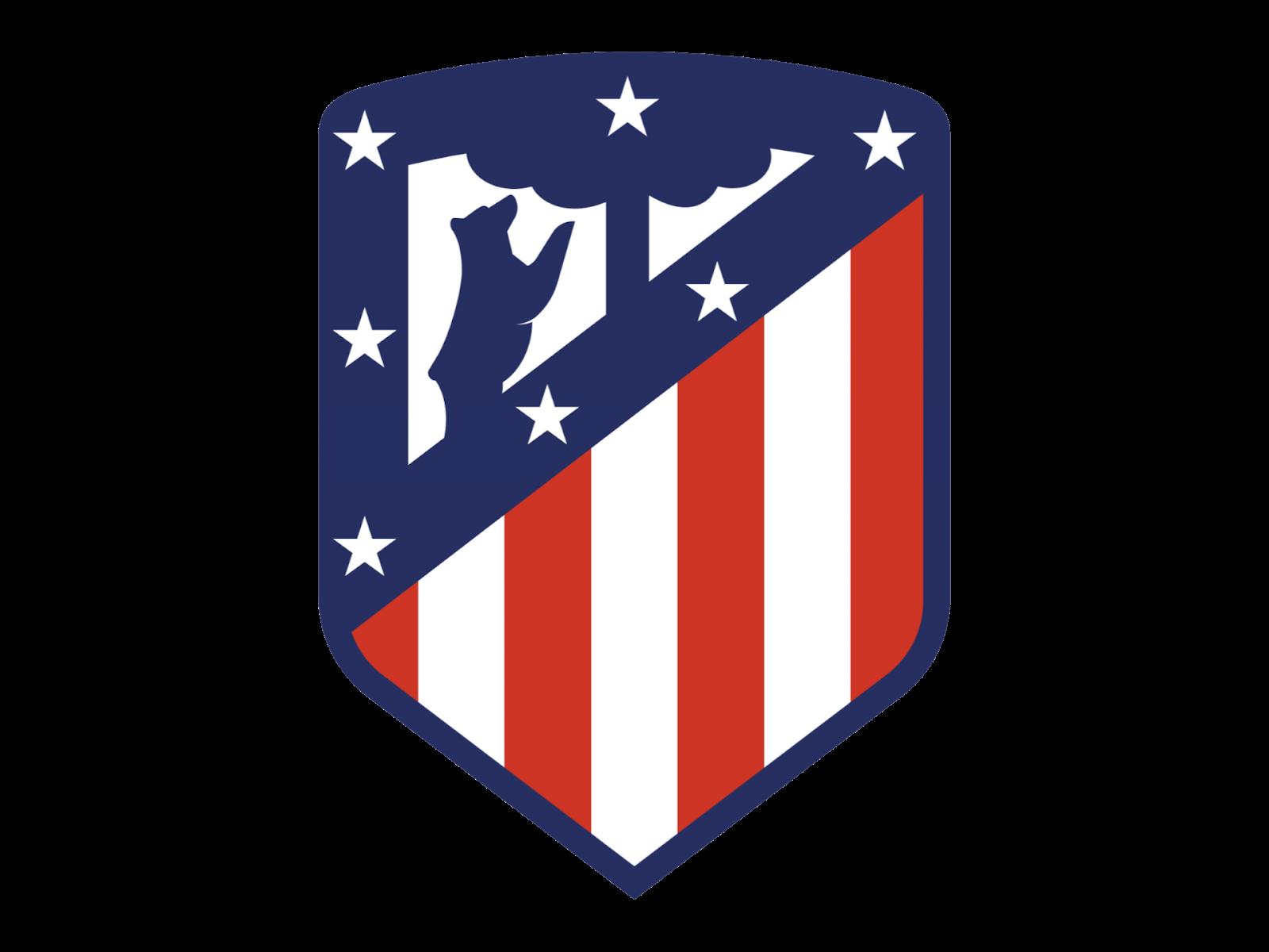 Logo Atletico Madrid Format PNG