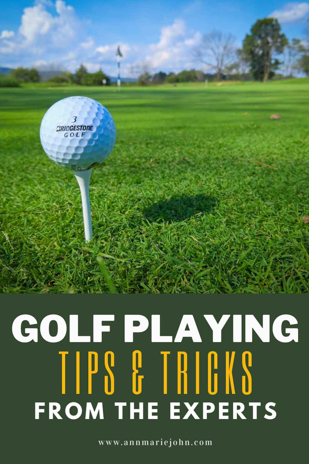 Golf Playing Tips and Tricks From the Experts