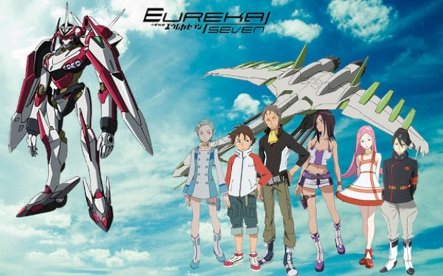 Koukyoushihen Eureka Seven: Hi-Evolution 1 BD Subtitle Indonesia