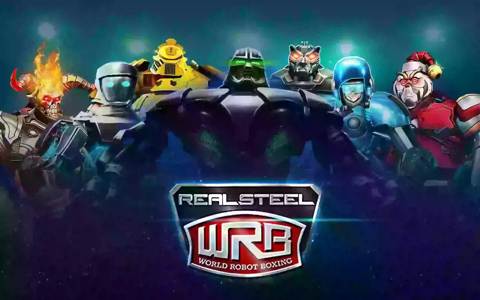 قم بتنزيل وتشغيل Real Steel World Robot Boxing  للمشاركة في المواجهة الشرسة بين الروبوتات بطل العالم.