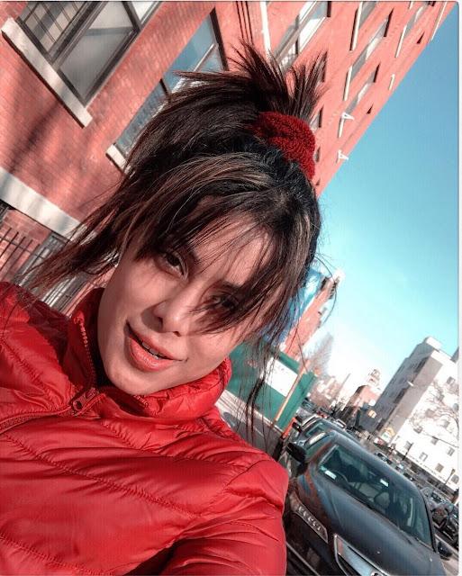 Reeth Mazumder Selfie