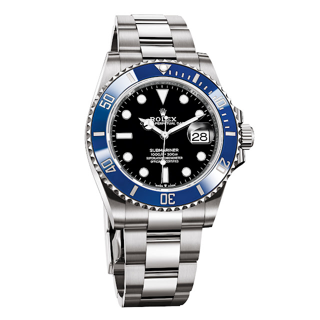 Rolex Submariner 126619LB, new 2020 model