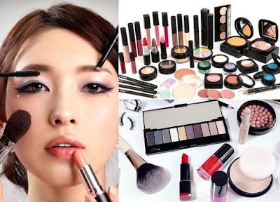 Daftar tempat belanja perlengkapan make up Jakarta Barat