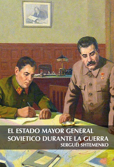 El estado mayor general soviético