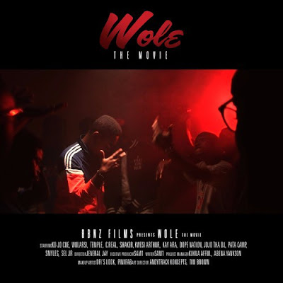 Audio +Video - Ko-Jo Cue feat. Worlasi, Kwesi Arthur, Shaker, Kay-Ara, Temple & C-Real – Wole (Remix)( Download )