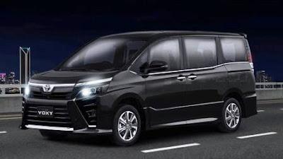 Harga Kredit Toyota Voxy 2017
