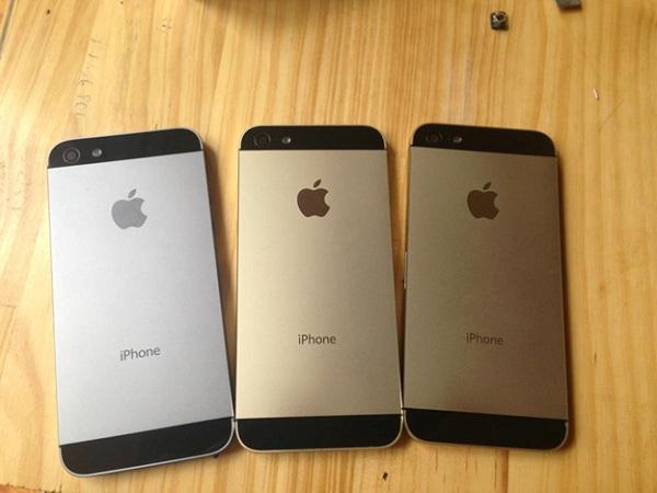 Dịch vụ thay vỏ iphone 5s uy tín trên thị trường