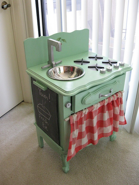 Dishfunctional Designs Old Furniture Upcycled Into