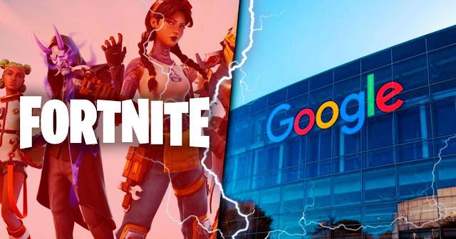 Fortnite es retirado de la Google Play Store por los mismos problemas que hubo con Apple