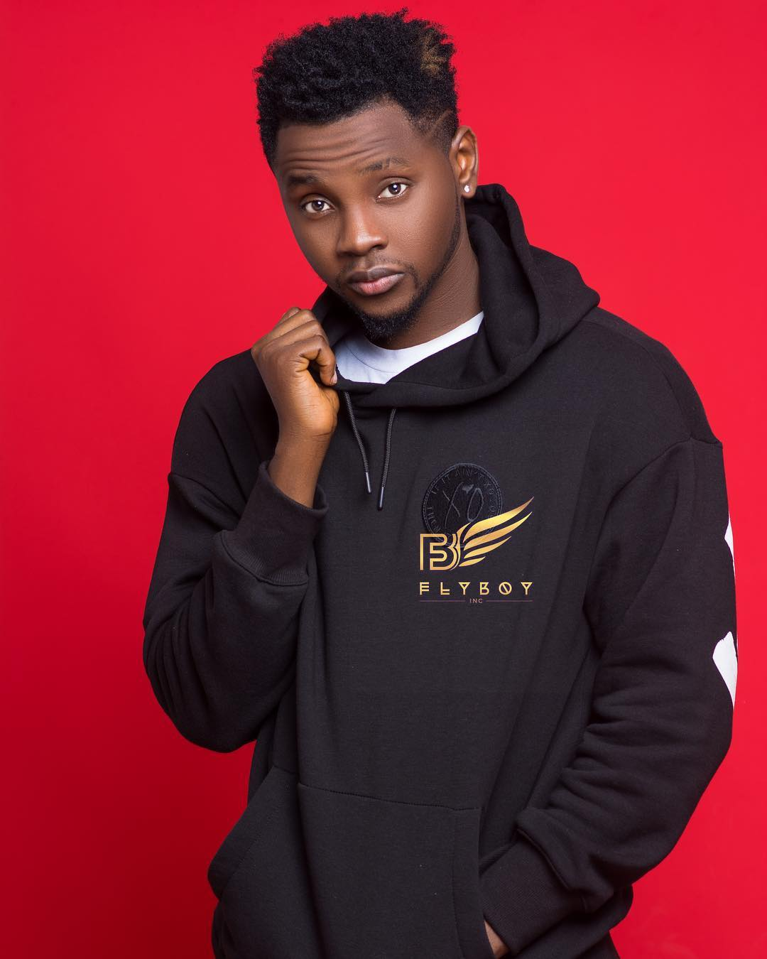 Kiss Daniel Shows Off His Newly Bought House