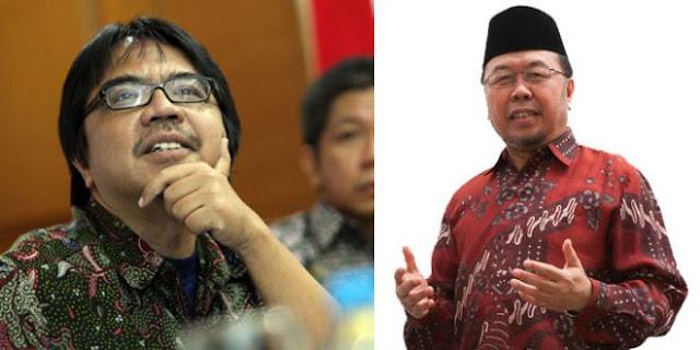Dihina dan Dilecehkan Ade Armando, Ini Jawaban KH Didin Hafidhuddin