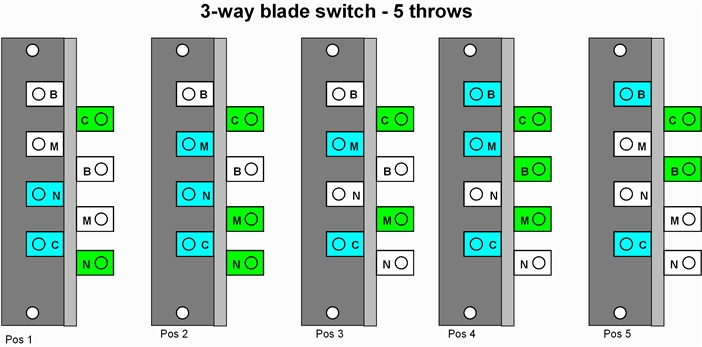 Two Way Switching Arrangement There Are Other Ways Of Wiring A Two Way