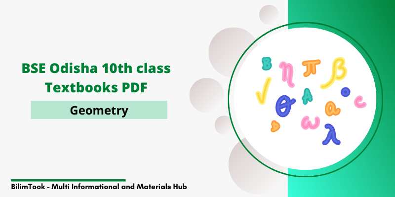 BSE Odisha Class 10th Geometry Book PDF Download