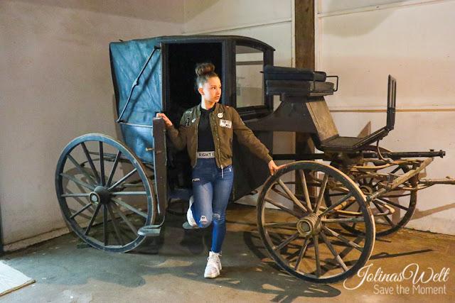 Freilichtmuseum Molfsee Norddeutschland Kutsche