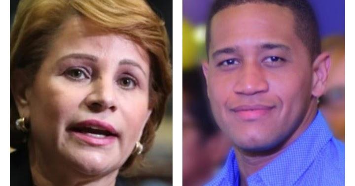 EN SAN JUAN DE LA MAGUANA: Lucia Medina y Lenin de la Rosa suspenden sorpresivamente sus actos de lanzamientos de sus pre candidaturas a senadora y a la alcaldía respectivamente.