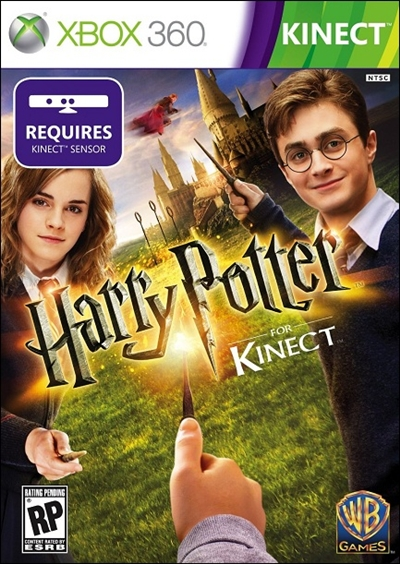 Harry Potter Kinect Xbox 360 Espanol Region Free Descargar 2012