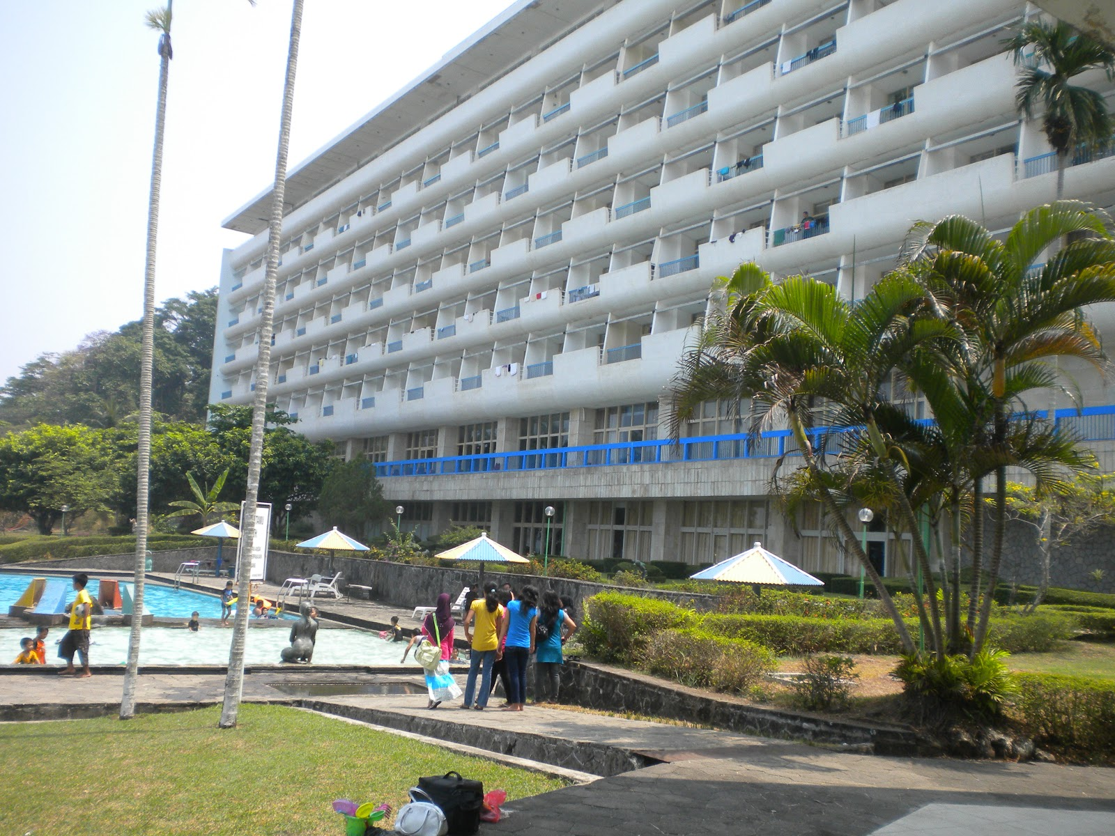 Samudra Beach Hotel Adalah Suatu Badan Usaha Milik Negara Dibangun Tahun 1962 Dan Selesai Akhir 1965 3 Bulan Lebih Cepat Dari Waktu Yang Telah