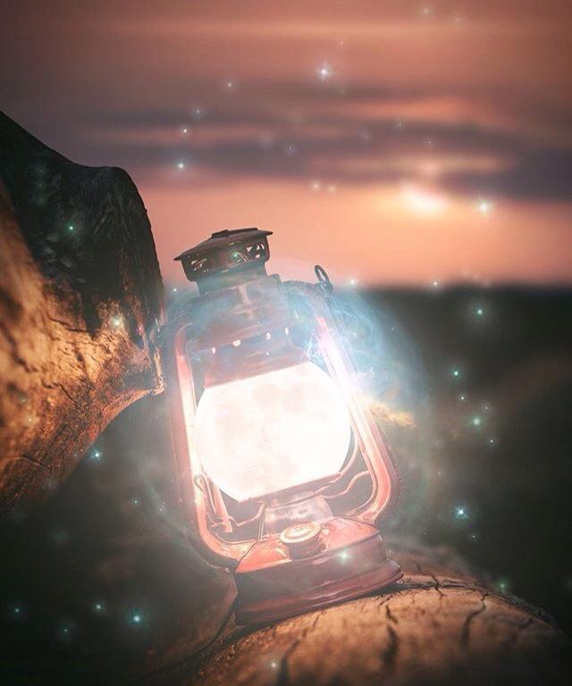 Iluminado e Iluminação
