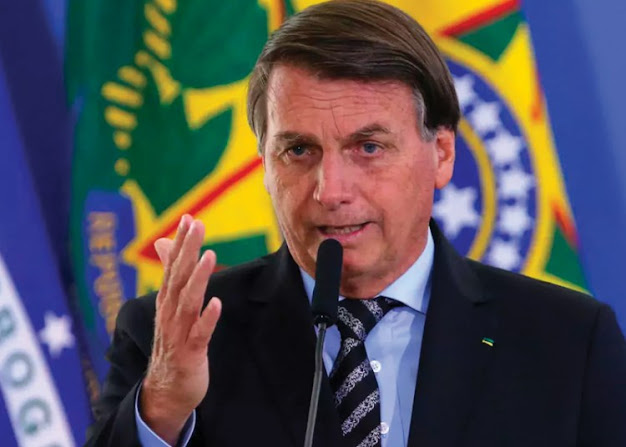 President Jair Bolsonaro and his embattled administration,