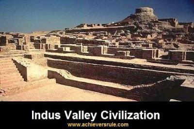 SSC & Railway Notes: Indus Valley Civilization